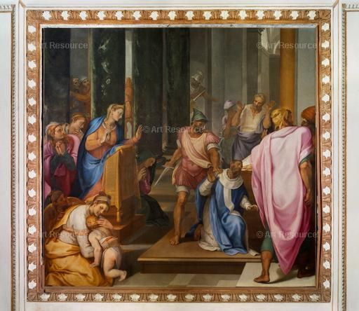 25 best images about martyrdom of st matthew on for Biola jesus mural