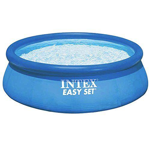 Intex – 28132NP – Piscine – Kit Piscinette Easy Set 3,66 X 0,76 M – Autostable – Épurateur À Cartouche 2M3/H Inclus: Descriptif produit :…