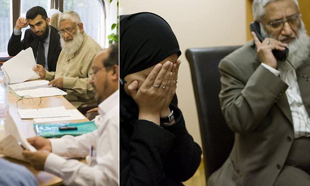 Inside Britain's Sharia courts