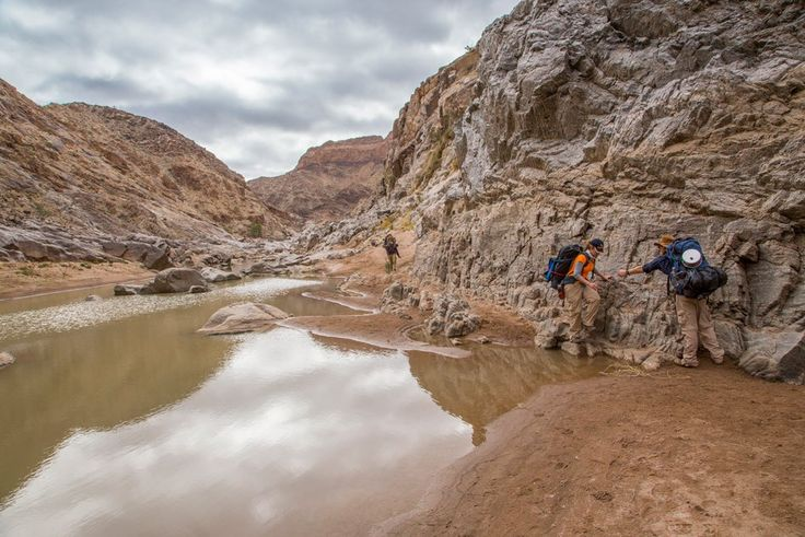 10 African hiking trails