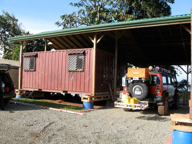 Container house costa rica container houses pinterest - Container homes costa rica ...