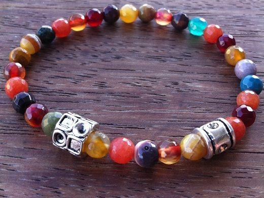 Maui Bracelet by nunKI // Gemstone & Metal // #Menswear #Pulseira #bijutaria #bijou #Womenswear