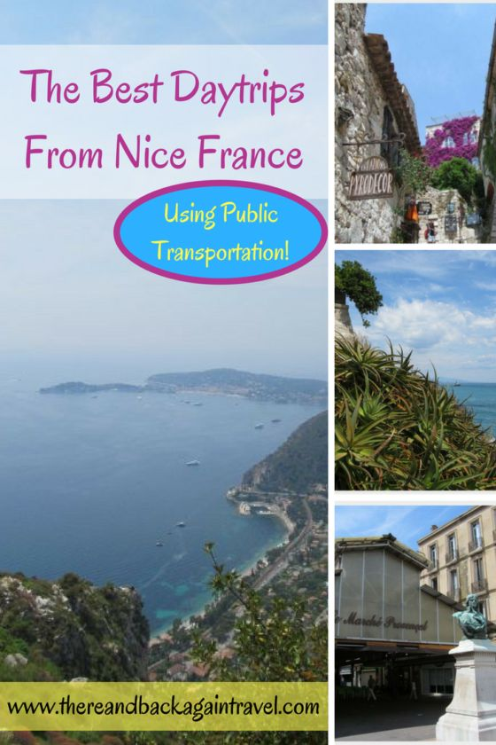 Nice France is an amazing city, but if you want to venture outside of Nice a little, here are some amazing daytrips from Nice that are REALLY close and can easily be reached by using public transportation. These are great for those traveling to Nice France with kids...they were tested and approved by our Toddler!