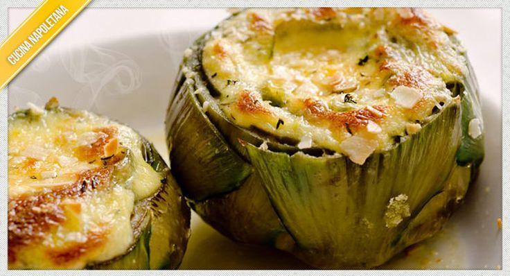 Ricetta Carciofi Ripieni | Cucinare alla napoletana
