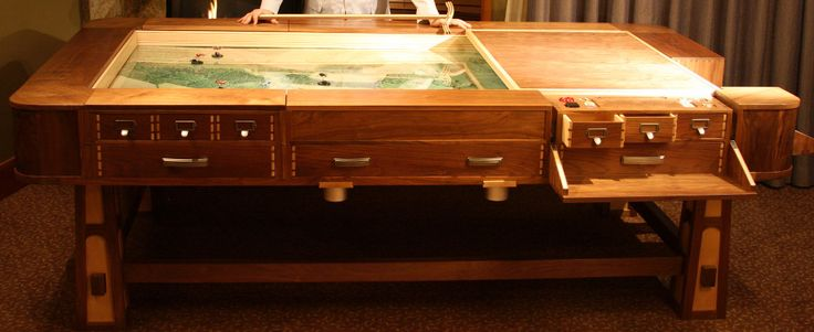 """Game table """"The Sultan"""" - King of Gaming Tables"""