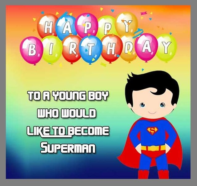 Little Boy Birthday Images Wallpaper Sweet Balloon Bday Pics For