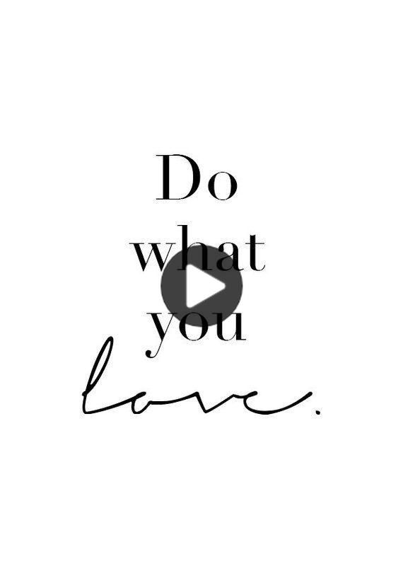Do What You Love Inspirational Quotes Motivational Poster Wall Art Prints Minimalist Love In 2020 Motivational Posters Short Funny Quotes Short Humor
