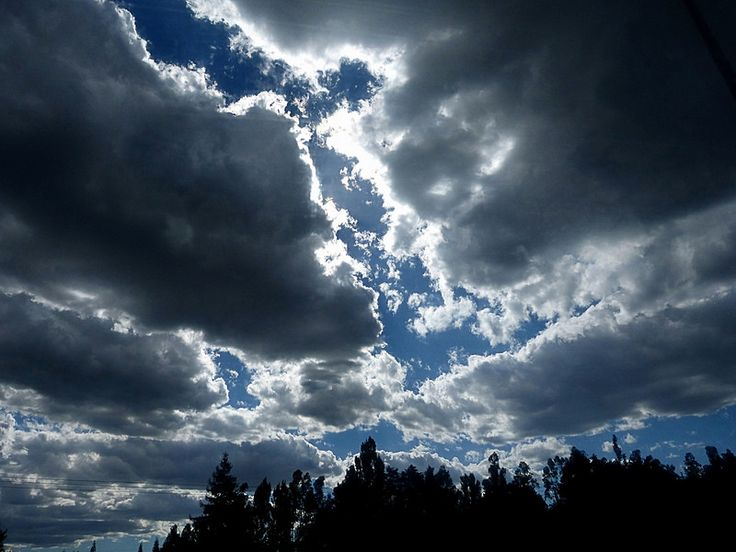 El cielo amenaza - The Storm is Coming (Temuco, Chile)