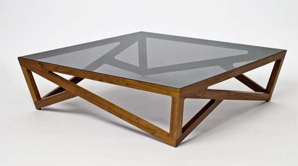 Best 25 glass coffee tables ideas on pinterest for Furniture of america inomata geometric high gloss coffee table