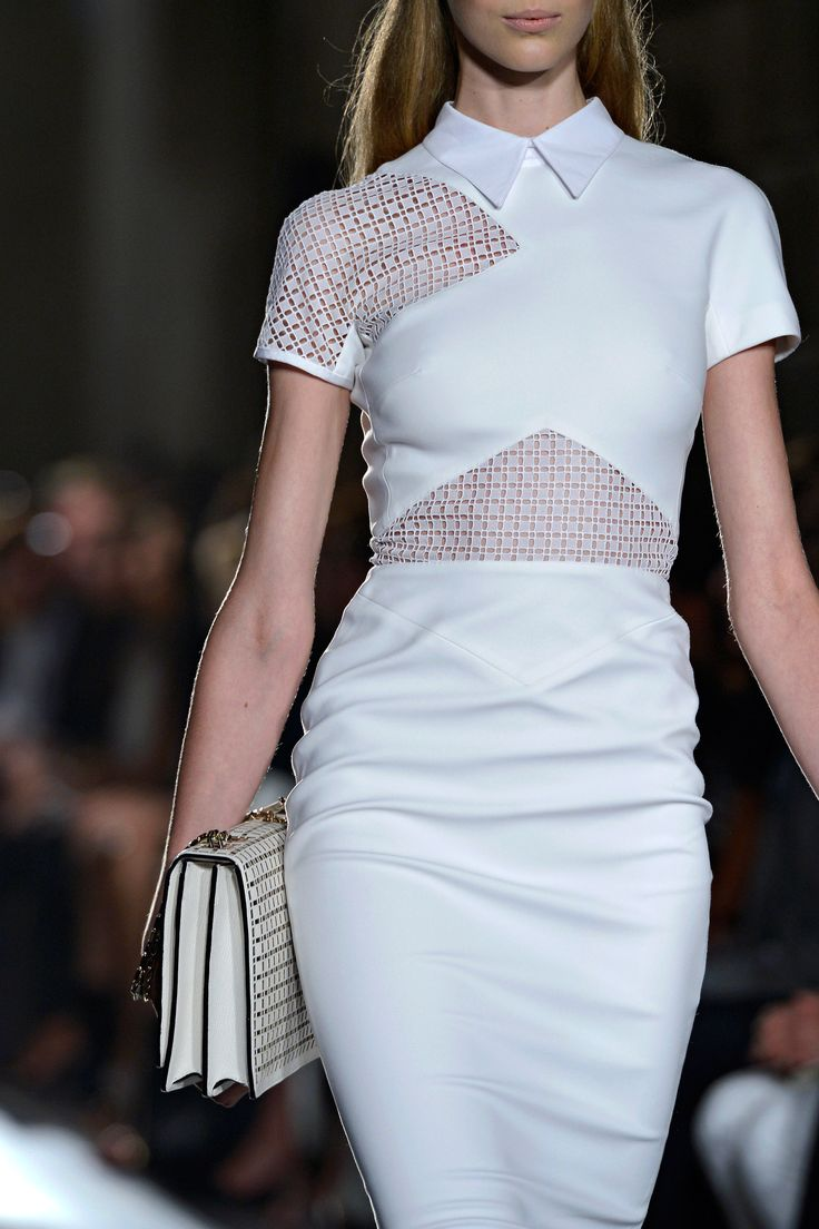 Victoria Beckham Spring 2013. (It's not my style, but I like it!)