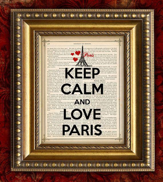 Love This! Love Paris!