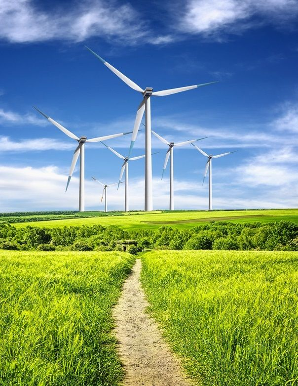 What is Wind Power? Wind power is a  renewable energy source generated by wind turbines - sometimes on a small scale for a single property and increasingly in a wind farm arrangement, with power being supplied to the grid. http://www.acrossthefence.com.au/what-is-wind-power/2476