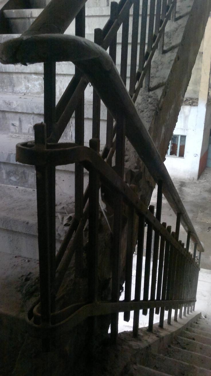 handrail!