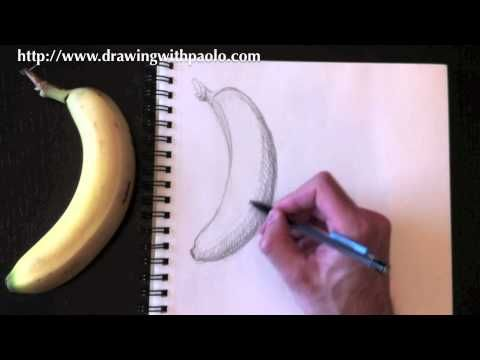 Drawing shadows (& fruit) with Paolo Morrone - YouTube