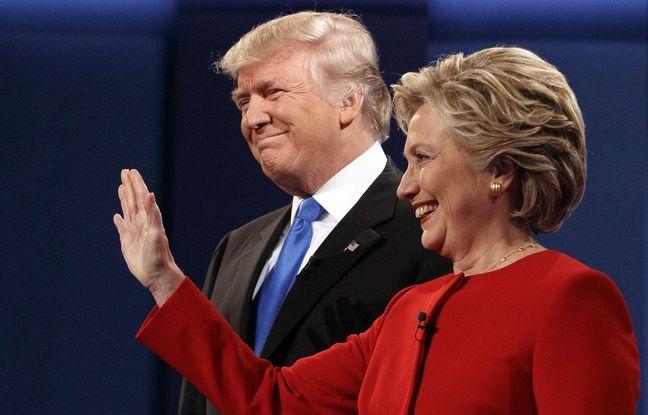 Lâché de toute part après ses propos sur les femmes, Trump au fond du trou avant le débat de dimanche
