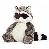 Aurora Sweet and Softer 12-Inch Rocky Raccoon