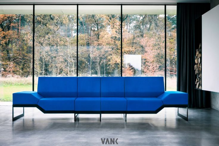Modułowa sofa Belong marki Vank. Znajdź więcej na: www.euforma.pl #sofa #vank #design #polishdesign