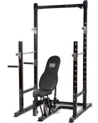 A power rack is a must for serious weight-lifters. Here are the best options for building the ultimate at-home gym.
