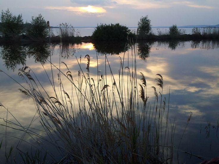 Camping-Urlaub am Balaton