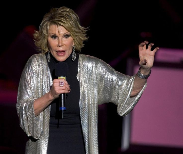 Joan Rivers dead at 81: Comedian's Top 10 jokes about celebs, plastic surgery, herself