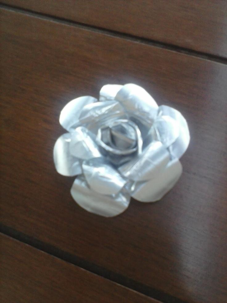 Λουλούδια από αλουμίνιο ρεσό