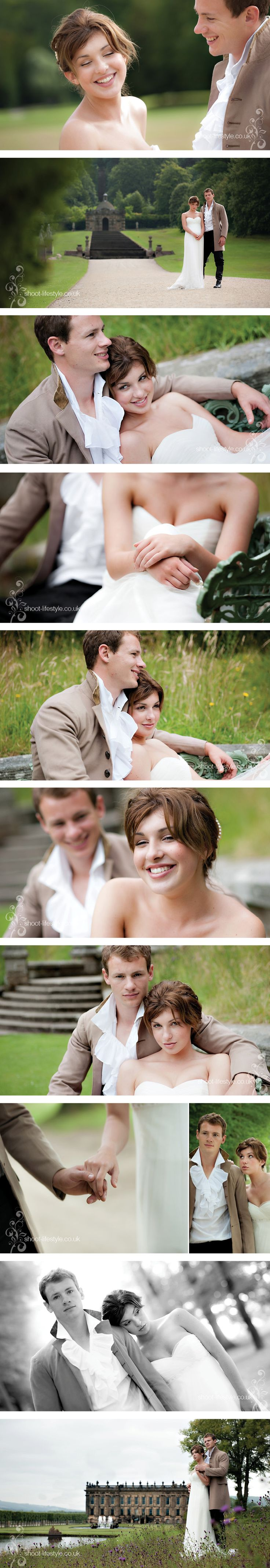 Pride and Prejudice Wedding <3 I love all of these shots. It doesnt help that Im totally obsessed with Pride and Prejudice;p