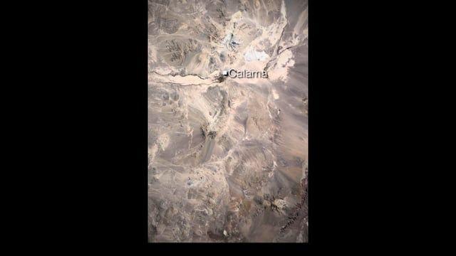 Resumen de uno de los videos que forman parte de la exposición Rostros del Norte Grande, realizada por el Museo Chileno de Arte Precolombino y BHP Billiton.