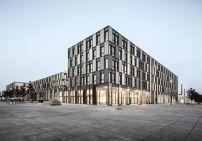 Fachhochschule in Bielefeld von Auer Weber / Komplexe Harmonie - Architektur und Architekten - News / Meldungen / Nachrichten - BauNetz.de