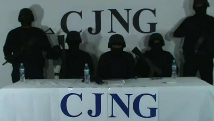 1.TheJalisco New Generation Cartelformed from the ashes of the Milenio Cartel following the 2009 capture by Mexican authorities of leader Óscar Nava Valencia.Some members of the Sinaloa Cartel also joined the new organization following the death of their leader Ignacio Coronel Villarreal,according to Borderland Beat. Photo: Video Screenshot Via Wikimedia Commons