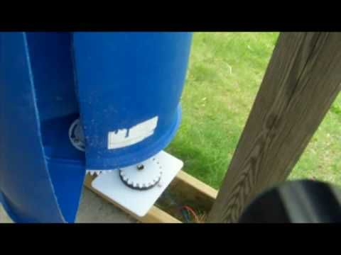 DIY Videos : How to build an Inexpensive Homemade Wind Turbine out of Old 55 gallon drums - Page 2 of 2 - Practical Survivalist