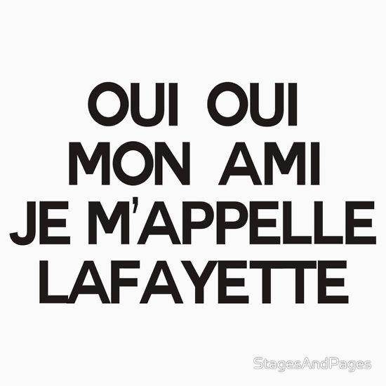 LAFAYETTE (Hamilton)