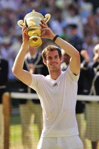 Andy wins Wimbledon, 2013