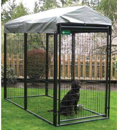 Blue Hawk Wire Dog Kennel Panels