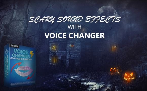 Apply Scary Sound Effects In Online Voice Chat Using Voice Changer Halloween sound effects will always be a great way to have fun in the most delightfully haunting night. Scary sound effects along with Voice Changer Software Diamond 9.5 will absolutely be a perfect match to create the best scary voice changer you have ever found. Show your true evil color and have fun in online voice chat with this scary voice changer…