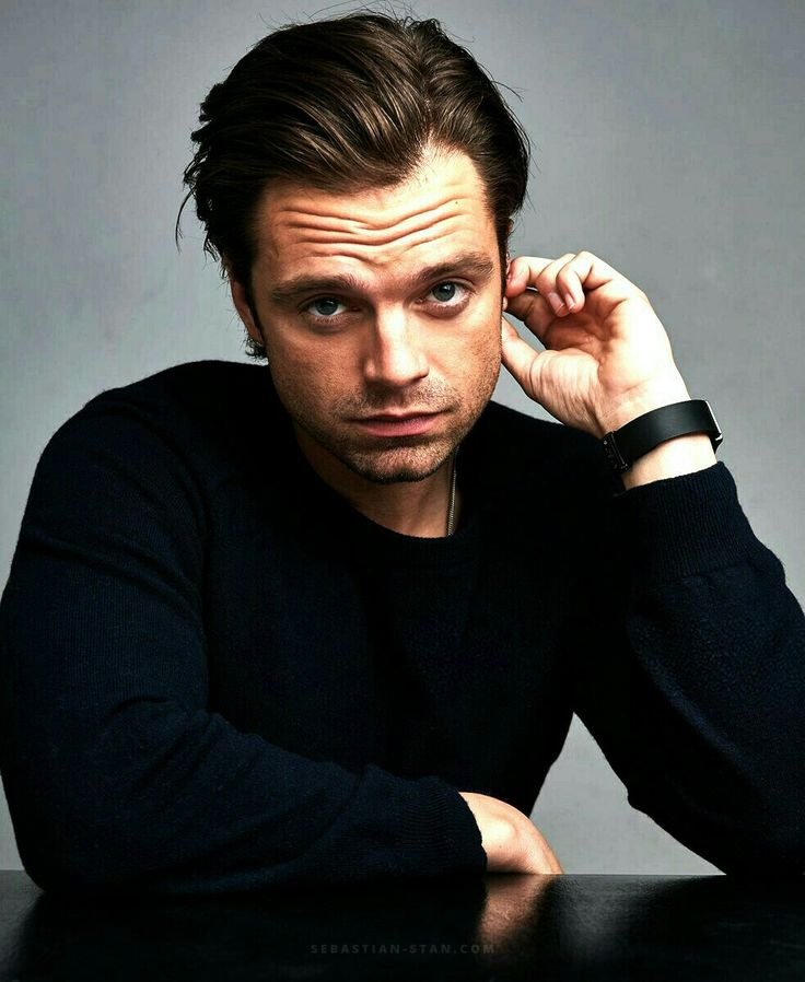 Sebastian Stan Sebastian Stan ♥ Pinterest More