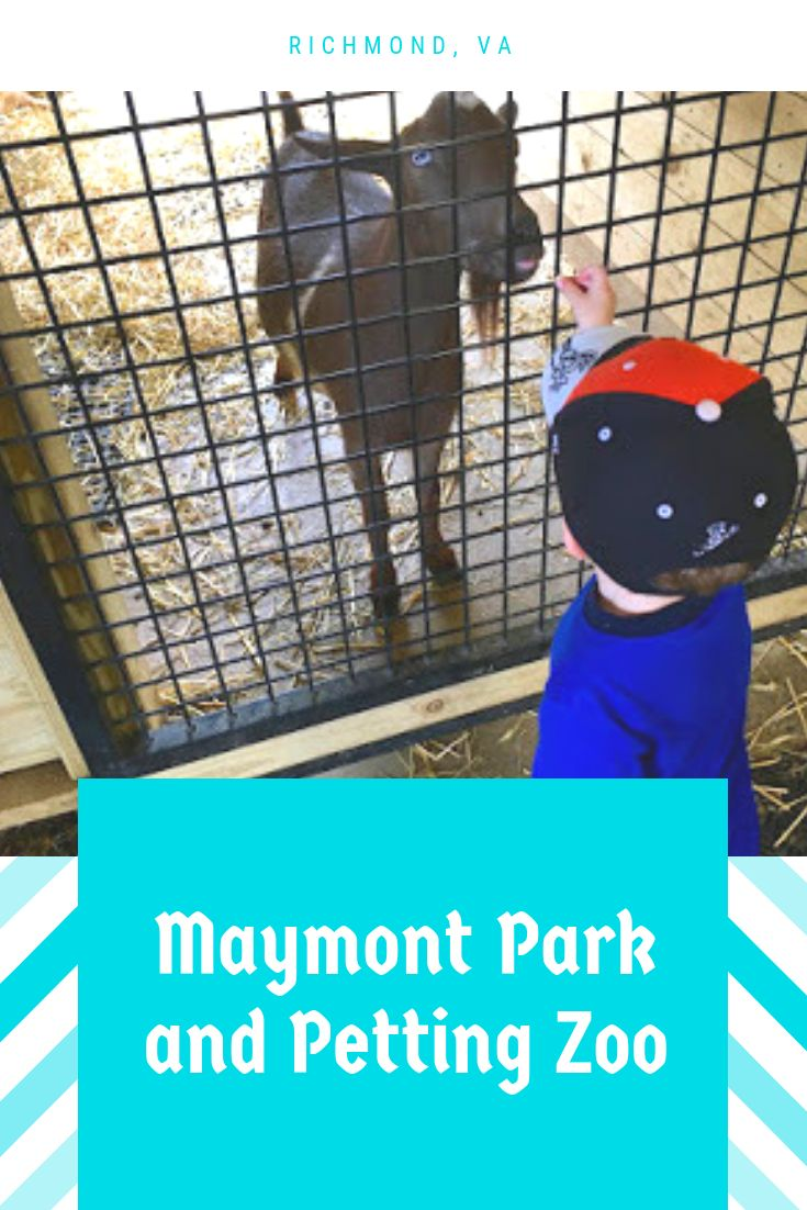 Maymont Park and Petting Zoo. Perfect for kids in Richmond