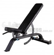 Super Bench  Dimensions (L×W×H):     162cm × 76cm × 81cm   For more info visit: http://www.gymandfitness.com.au/diamond-series-super-bench.html
