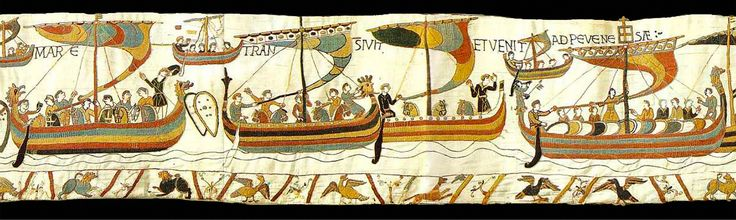 """The Meaning of """"Mora"""", the Flagship Matilda of Flanders Gave William the Conqueror ~ a guest post by Elisabeth Waugaman"""