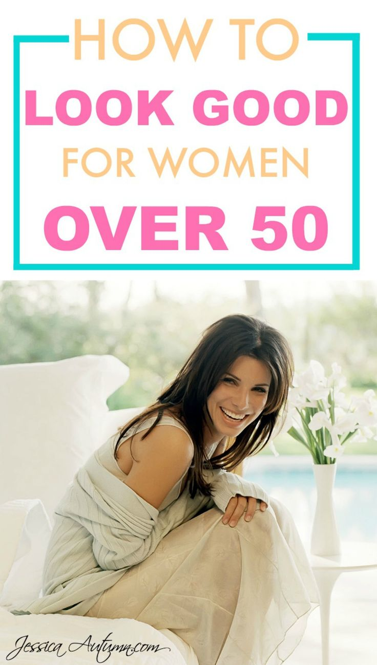 How To Look Good For Women Over 50. Want to start looking younger? These amazing anti-aging tips are sure to help reduce those fine lines and turn back the clock.