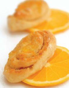 Girelle alla marmellata d'arance - Tutte le ricette dalla A alla Z - Cucina Naturale - Ricette, Menu, Diete