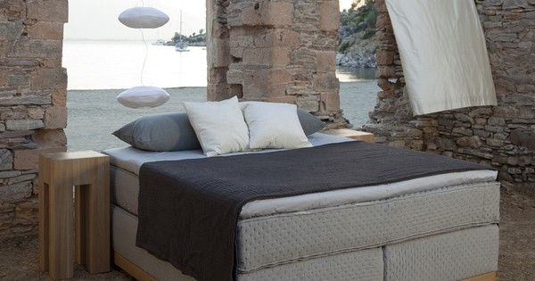 Definitely the most comfortable bed I have ever slept in! Made from 100% natural materials in Greece, Coco-mat beds provide the optimum support for the body while looking after the planet too.