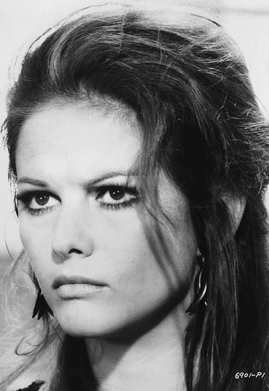 Claudia Cardinale Great shot of her acting chops
