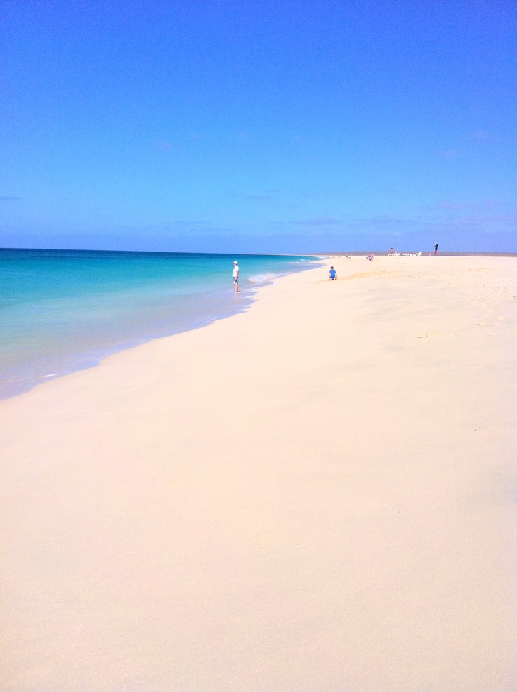 Potential next holiday destination. Cape Verde, West Africa.