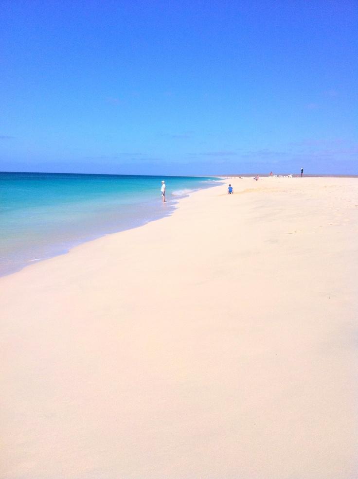 Potential next holiday destination Cape Verde West