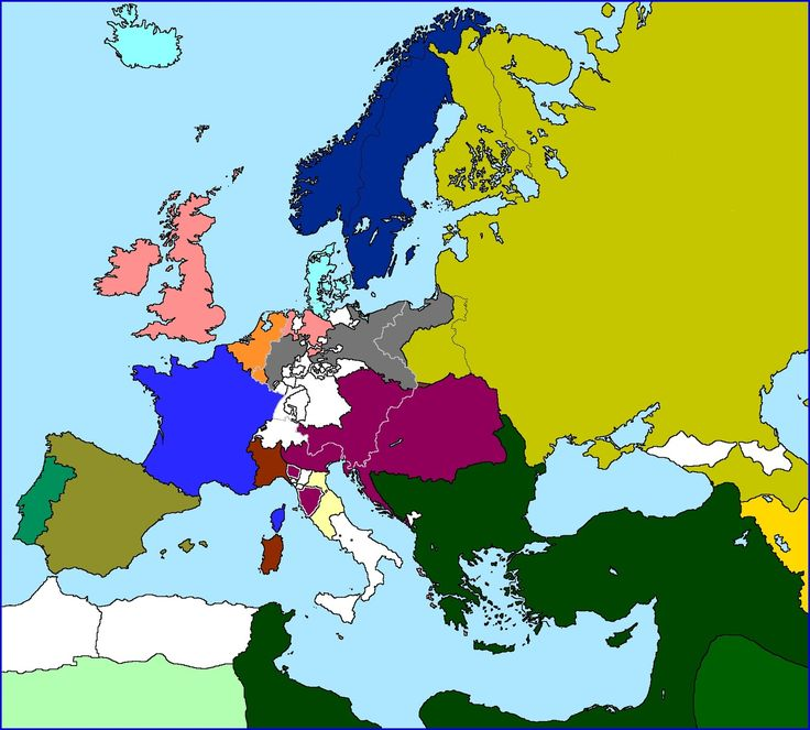 361 best mapas images on pinterest maps cartography and europe after napoleons defeat 1815 maps gumiabroncs Choice Image