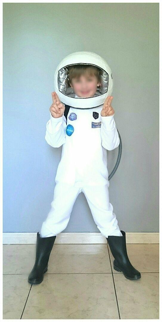 Costume d'astronaute. http://viliv.canalblog.com/