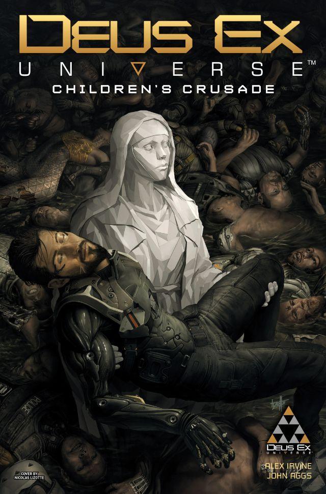 Deus Ex #3 #TitanComics @titancomics @ComicsTitan  #DeusEx Release Date: 4/27/2016
