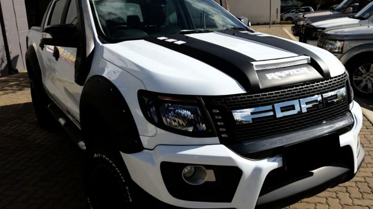 FORD RANGER T6 PRODUCTS NO DRILLING ONVEHICLE DIY / COURIER OR FITMENT AVAILABLE MTBA 265 DANIE THERON STREET RYDA CENTRE SHOP 8 PRETORIA NORTH  V2 Studded textured fender arches set -R4000 V1…