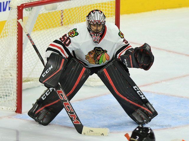 As Usual, Corey Crawford is Stepping up When Needed Most - http://thehockeywriters.com/as-usual-corey-crawford-is-stepping-up-when-needed-most/