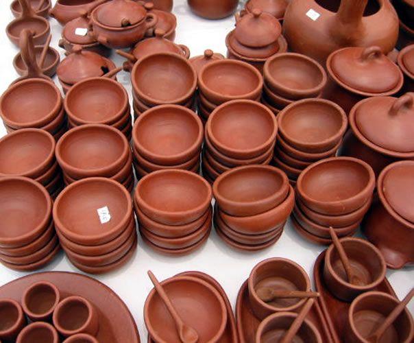 Artesania Chilena Ceramica de greda Pomaire